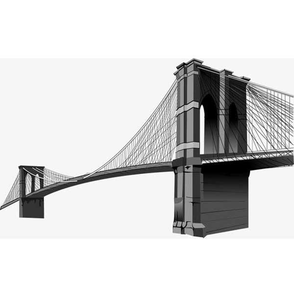 桥梁健康安全振动监测系统