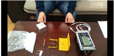 TC-4850爆破测振仪视频教程2-传感器的安装
