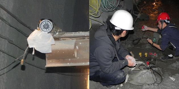 視頻監控隧道監控